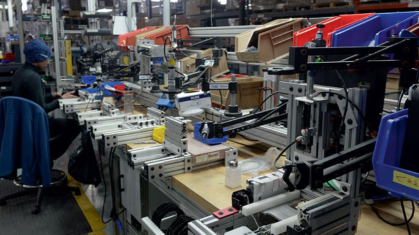 spectrum manufacturing